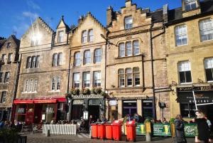 Edinburgh: Alternative City Discovery Game