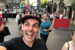Edinburgh: Alternative Comedy Walking Tour