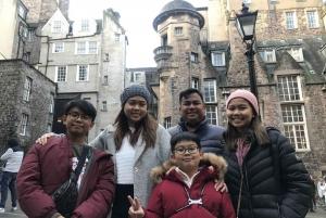 Edinburgh: Book a Local Friend