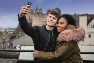 Edinburgh: Camera Obscura and World of Illusions Ticket