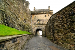 Edinburgh Castle: Guided Tour in Italian