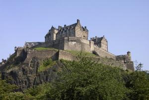 Edinburgh Castle Private Tour