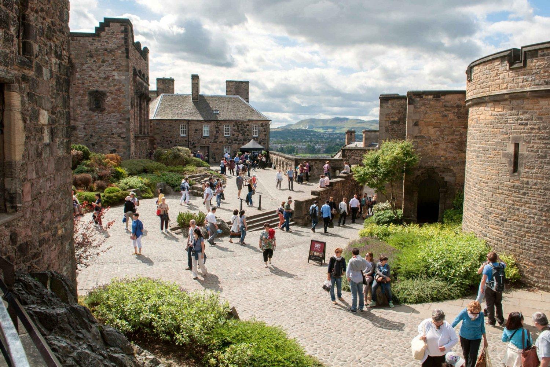 Edinburgh Castle Ticket