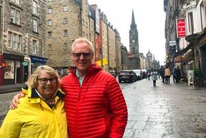 Edinburgh Christmas Tour with a Local