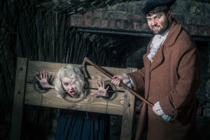 Edinburgh: Extreme Paranormal Underground Ghost Tour