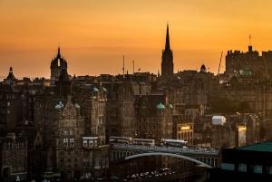 Edinburgh: Full-Day City Center Shore Excursion