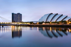Edinburgh: Glasgow, Lakes & Doune Castle Tour in Italian