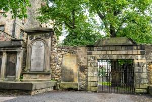 Edinburgh: Greyfriars Kirkyard Walking Tour