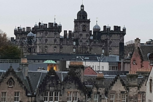 Edinburgh: Guided Harry Potter Tour in French