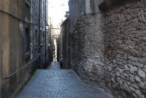 Edinburgh: Harry Potter Public Walking Tour in French