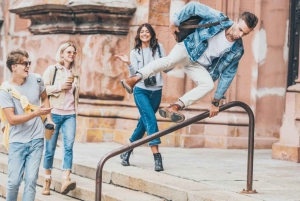 Edinburgh: Haunted City Exploration Game & Self-Guided Tour