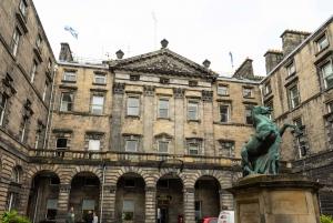 Edinburgh: Hidden Secrets of the Royal Mile Walking Tour