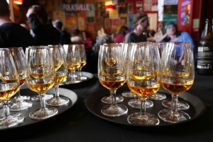 Edinburgh: History of Whisky with Tasting and Storytelling