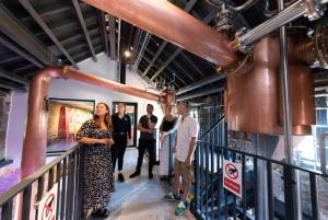Edinburgh: Holyrood Distillery Gin and Whisky Guided Tour
