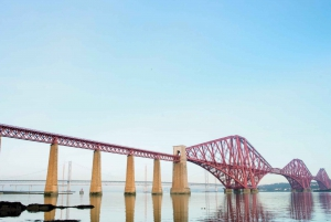 Edinburgh: Hop-On Hop-Off Bus Tours & Firth of Forth Cruise