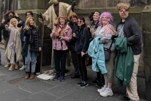 Edinburgh: Inspirations of Harry Potter with a Warlock
