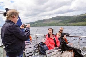 Edinburgh: Loch Ness and Scottish Highlands Full-Day Tour