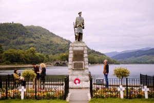 Edinburgh: Oban, Kilchurn Castle & Inveraray Tour in Spanish