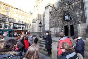 Edinburgh: Old Town Historical Walking Tour