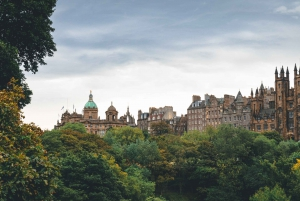 Edinburgh: Old Town Magic Tour