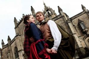 Edinburgh: Outlander Walking Tour