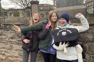 Edinburgh: Pirate Treasure Hunt City Discovery Game