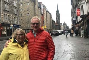 Edinburgh Private Tour: The Castle to the Arthur's Seat