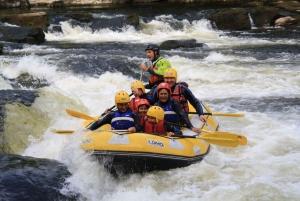 Edinburgh River Tay Half-Day Rafting Adventure