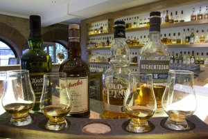 Edinburgh: Scottish Whisky Experience with a Local