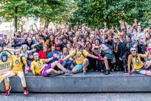 Edinburgh: Silent Disco Adventure Tour