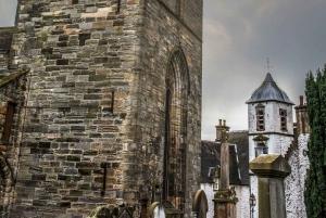 Edinburgh: Stirling, Whisky & St Andrews Tour in Italian
