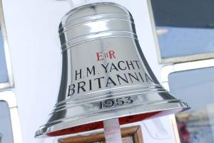 Edinburgh: The Royal Yacht Britannia Ticket
