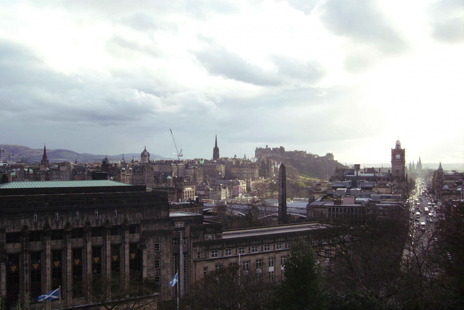 Edinburgh Walking Tour