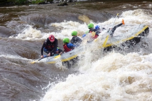Edinburgh White Water Rafting and Whisky Tasting