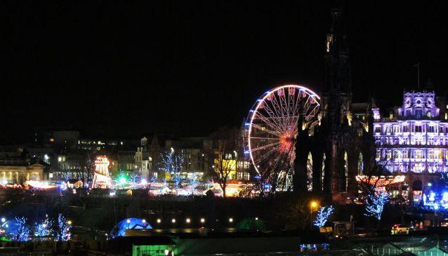 Edinburgh's Christmas Festival