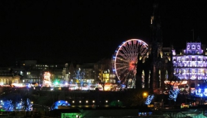 Edinburgh's Christmas Festival