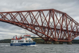 Firth of Forth: 1.5-Hour Sightseeing Cruise
