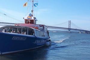 Firth of Forth: 90-Minute Three Bridges Cruise