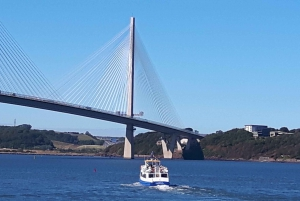 Firth of Forth: Sightseeing Cruise with Cream Tea