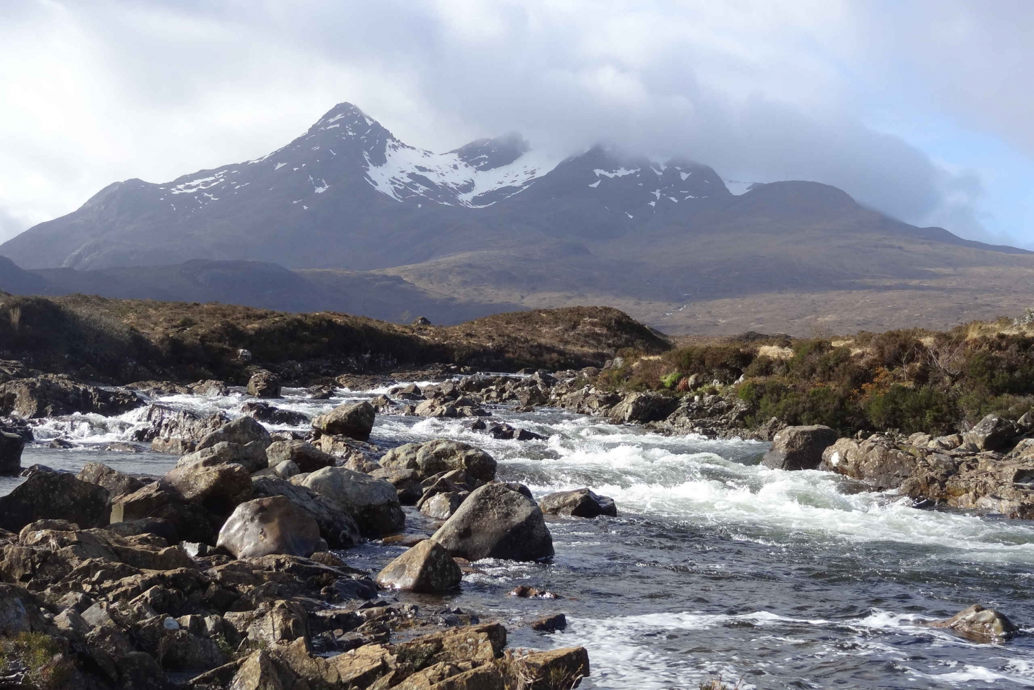 From 3-Day Skye and Highlands Tour in Spanish