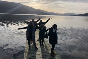 From Edinburgh: Heart of Scotland Full-Day Tour in Spanish