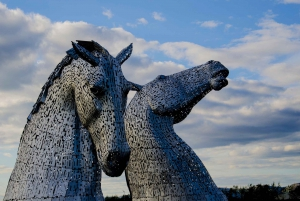 From Edinburgh: Heart of Scotland Tour in French