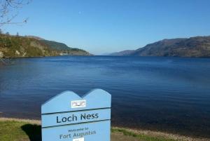 From Edinburgh: Loch Ness, Glencoe, and the Highlands Tour