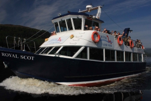 From Edinburgh: Loch Ness & The Highlands Tour