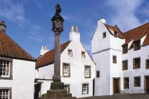 From Edinburgh: Outlander Full-Day Tour in Spanish