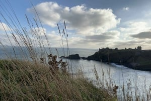 From Edinburgh: St Andrews & Dunnottar Castle Tour in French