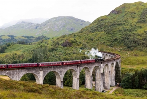 From Hogwarts Express and Scottish Highlands Tour