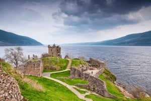 From Loch Ness and Highlands Tour in French