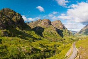 From Loch Ness, Glencoe, and the Highlands Tour