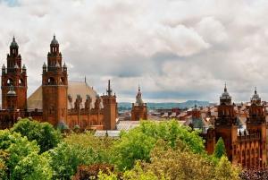 Glasgow, Lakes & Doune Castle Tour in Italian